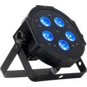 ADJ Mega Flat Hex Pak - 4-Pack RGBWA+UV Par Light