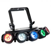 American DJ Penta Pix - 15W RGBW LED 5-head beam effect