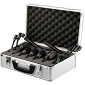 Audix DP-7 - 7-Piece Drum Mic Set