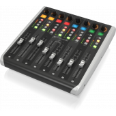 Behringer X-TOUCH Extender with 8 Touch-Sensitive Motor Faders