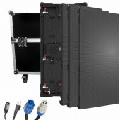 Chauvet Vivid 4 - 4-Pack Modular Video Panel With Road case