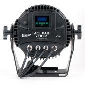 Elation ACL Par 200 IP - RGBW Quad LED Par