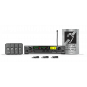 Listen Technologies LP-4VP-072-01 - Assistive Listening DSP Value Package
