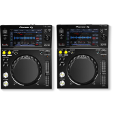 Pioneer XDJ-700 - Double Pack Set