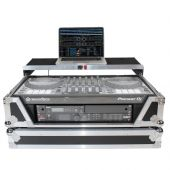 Pro X XS-SX1K2UWLT LED- Flight Case for Pioneer DDJSX3 DDJ1000