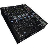 Reloop RMX-90 DVS - 4-Channel DJ Digital Mixer with EFX