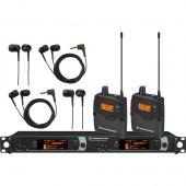 Sennheiser US2000IEM2 - Dual Channel Stereo IEM System