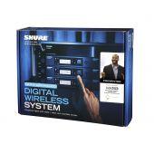 Shure GLXD14R/MX53 - Headworn Wireless System