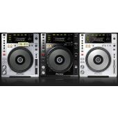 Pioneer CDJ-850 Professional Table Top Multi-Media and CD Player