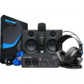 PreSonus AudioBox Studio Ultimate Bundle - 25th Anniversary Edition