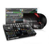 Native Instruments TRAKTOR KONTROL S4 Performance DJ System