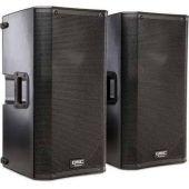 "QSC K12 - Double Pack 12"" 1000W Powered Loudspeakers"