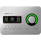 Universal Audio Apollo Solo - Desktop Thunderbolt 3 Audio Interface